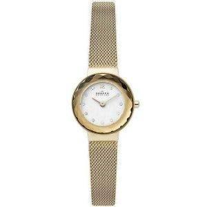 Skagen Leonora SKW2800 Diamond Acentos Reloj de cuarzo para mujer