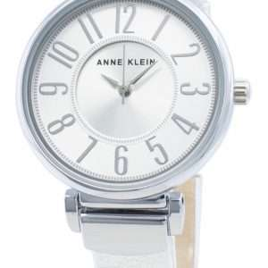 Anne Klein 2157SVSI Reloj de cuarzo para mujer