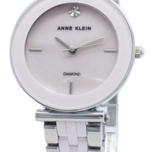 Anne Klein 3159LPSV Reloj de cuarzo para mujer