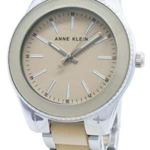 Anne Klein 3215TNSV Reloj de cuarzo para mujer