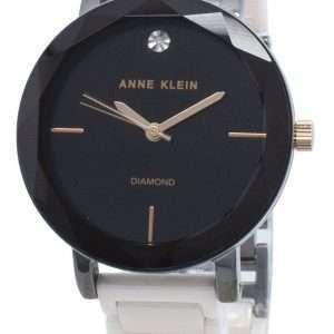 Anne Klein 3365GYLP Reloj de cuarzo con movimiento para mujer