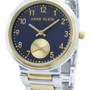 Anne Klein 3407NVTT Reloj de cuarzo para mujer