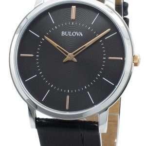 Reloj de cuarzo Bulova Classic 98A167 para hombre