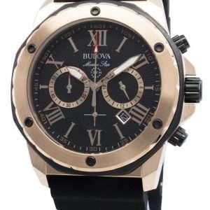 Bulova Marine Star 98B104 Cronógrafo Reloj de cuarzo para hombre