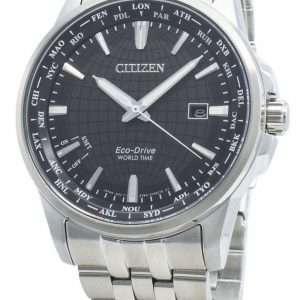 Reloj Citizen Eco-Drive BX1001-89E World Time para hombre