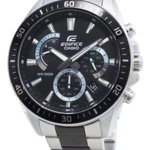 Reloj cronógrafo para hombre Casio Edifice EFR-552SBK-1AV EFR552SBK-1AV