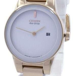 Reloj Citizen Eco-Drive &quot,Axiom&quot, GA1053-01A para mujer