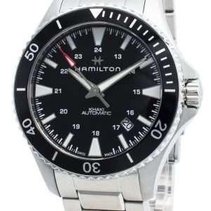Hamilton Khaki Navy H82335131 Reloj automático para hombre