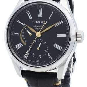 Seiko Automatic Presage &quot,Urushi&quot, 29 Jewels Power Reserve SARW013 Reloj para hombre