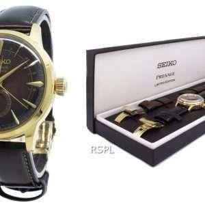 Seiko Presage SARY136 Automatic Japan Made Reloj para hombre