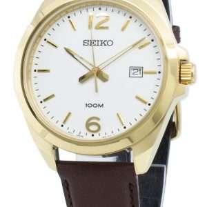 Seiko Classic SUR216P SUR216P1 SUR216 Reloj de cuarzo para hombre