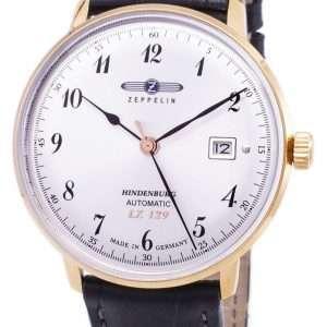Reloj de hombre Zeppelin Series LZ 129 Hindenburg ED.1 Germany Made 7068-1 70681
