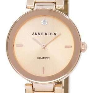 Anne Klein cuarzo 1362RGRG reloj para mujer
