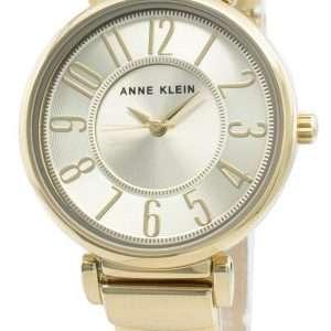 Anne Klein 2156CHGD Reloj de cuarzo para mujer