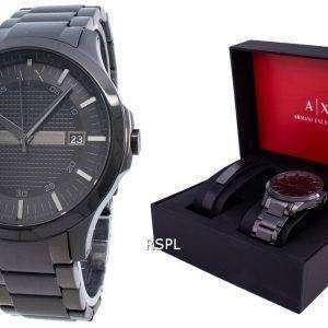 Reloj de cuarzo Armani Exchange Hampton AX7101 para hombre