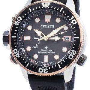 Reloj Citizen PROMASTER Eco-Drive BN2037-11E Edición limitada 200M Hombre