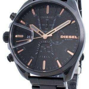 Diesel MS9 DZ4524 Reloj cronógrafo de cuarzo para hombre