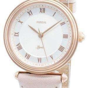 Fossil Lyric ES4707 Reloj de cuarzo para mujer