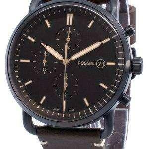 Fossil The Commuter FS5403 Reloj cronógrafo de cuarzo para hombre