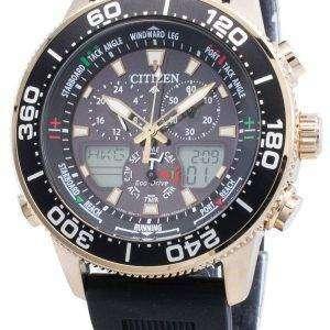 Reloj Citizen PROMASTER Marine Eco-Drive JR4063-12E Cronógrafo 200M Hombre