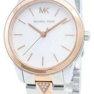 Michael Kors Runway Mercer MK6717 Diamond Acentos Reloj de cuarzo para mujer