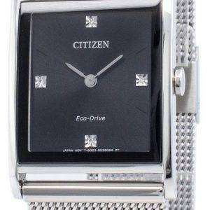Reloj Citizen Eco-Drive Axiom BL6000-55E Diamond Acentos para mujer