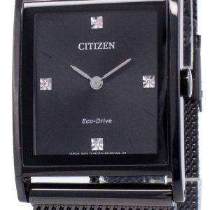 Reloj Citizen Eco-Drive Axiom BL6008-53E Diamond Acentos para mujer