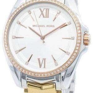 Michael Kors Whitney MK6686 Diamond Acentos Reloj de cuarzo para mujer