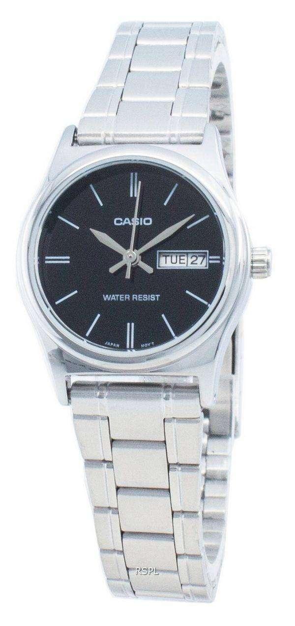 Reloj de cuarzo para mujer Casio LTP-V006D-1B2