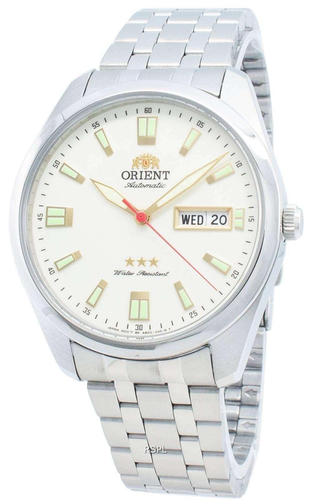 Orient Tri Star RA-AB0020S19B Reloj automático unisex