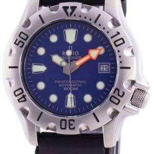 Ratio Free Diver Professional 500M Sapphire Automatic 32BJ202A-BLU Reloj para hombre
