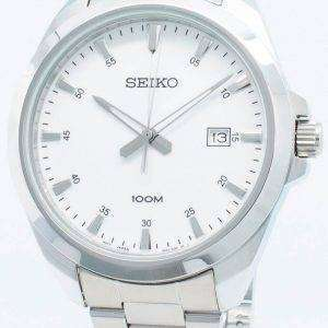 Seiko Classic SUR205 SUR205P1 SUR205P Reloj de cuarzo para hombre