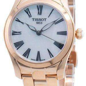 Tissot T-Wave T-Lady T112.210.33.113.00 T1122103311300 Reloj de cuarzo para mujer