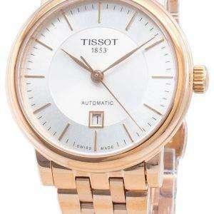 Tissot Automatic Carson Premium T122.207.33.031.00 T1222073303100 Reloj para mujer