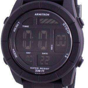 Reloj de hombre de cuarzo Armitron Sport 408253BLK
