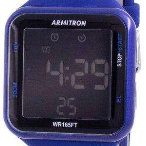 Armitron Sport 408417BLU Reloj unisex de cuarzo