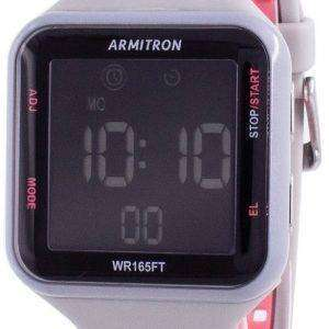 Armitron Sport 408417PGY Reloj unisex de cuarzo