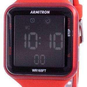 Armitron Sport 408417RED Reloj unisex de cuarzo