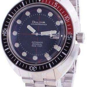 Reloj de hombre de cuarzo Bulova Oceanographer 98B320
