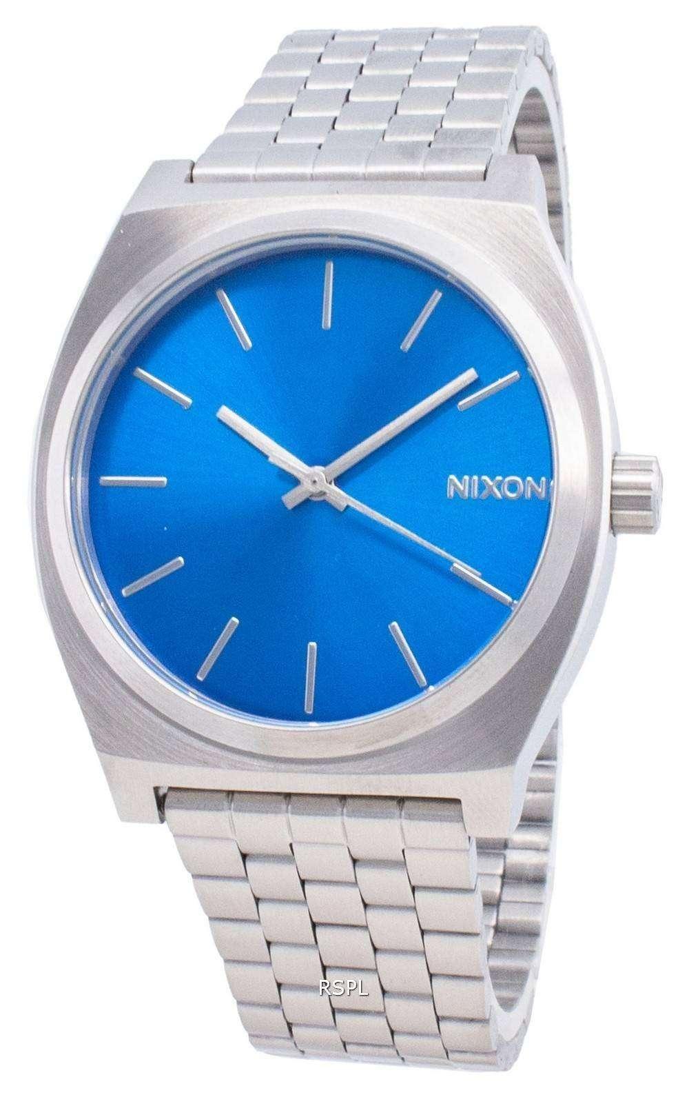 Nixon Time Teller A045-2797-00 Reloj de cuarzo para hombre