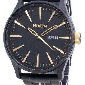 Nixon Sentry SS A356-1041-00 Reloj de cuarzo para hombre