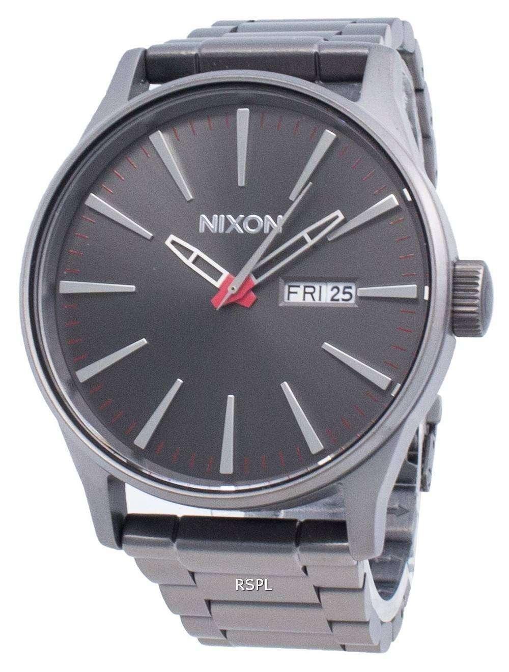 Nixon Sentry SS A356-131-00 Reloj de cuarzo para hombre