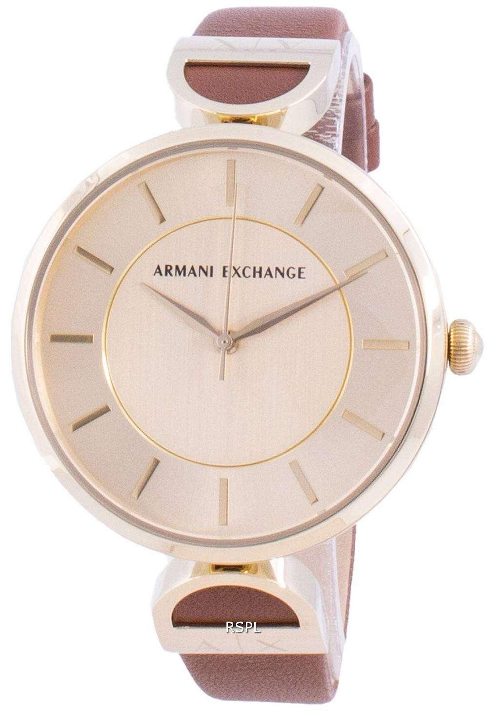 Armani Exchange Brooke AX5324 Reloj de cuarzo para mujer