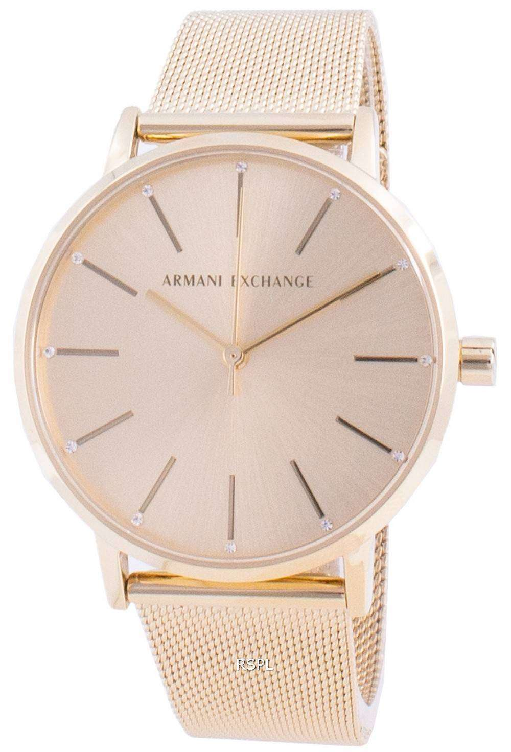 Armani Exchange Lola AX5536 Reloj de cuarzo para mujer