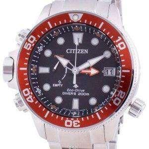 Reloj Citizen Eco-Drive Promaster Aqualand BN2039-59E 200M para hombre