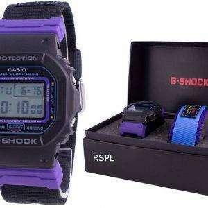 Reloj para hombre Casio G-Shock DW-5600THS-1 resistente a los golpes 200M