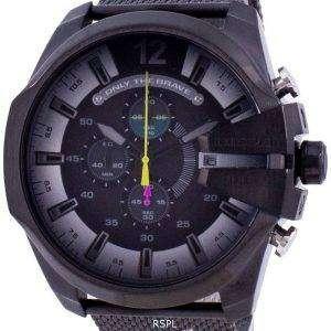 Diesel Mega Chief DZ4514 Reloj cronógrafo de cuarzo para hombre