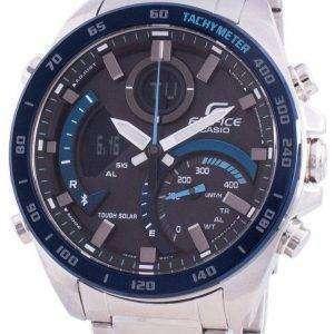 Reloj Casio Edifice ECB-900DB-1B Tachymeter Quartz Men&#39,s