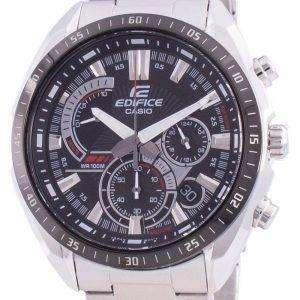 Casio Edifice EFR-570DB-1AV Reloj cronógrafo de cuarzo para hombre