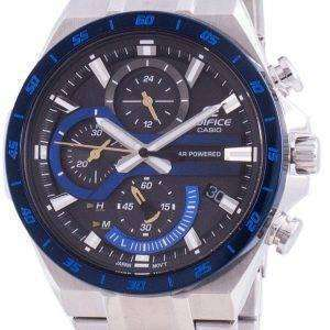 Casio Edifice EQS-920DB-2AV Reloj cronógrafo de cuarzo para hombre